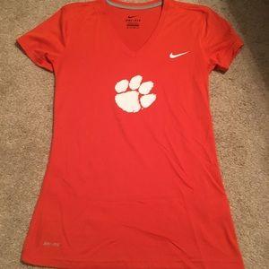 Clemson Nike shirt